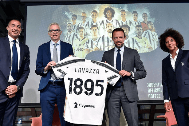 Juventus, la Lavazza è il nuovo Official coffee club