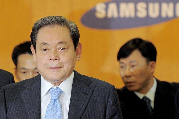 Addio al 'signor Samsung', l'uomo del miracolo coreano