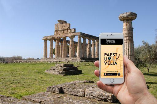 Paestum mette il suo patrimonio in rete