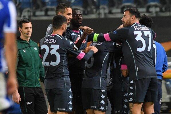 Europa League: Real Sociedad – Napoli 0-1
