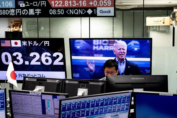 Le Borse con aperture in rialzo dopo la vittoria di Biden