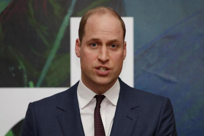 Covid: William infettato ad aprile, lo nascose