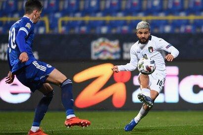Nations League: l'Italia batte la Bosnia e va in final-four