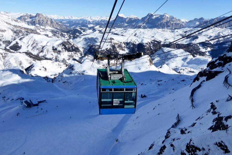 Marmolada – Move To The Top: sci e non solo sulle Dolomiti