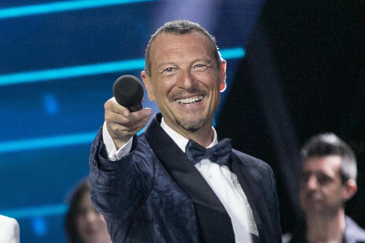 "Sanremo 2021, Amadeus: ""26 cantanti in gara big"""
