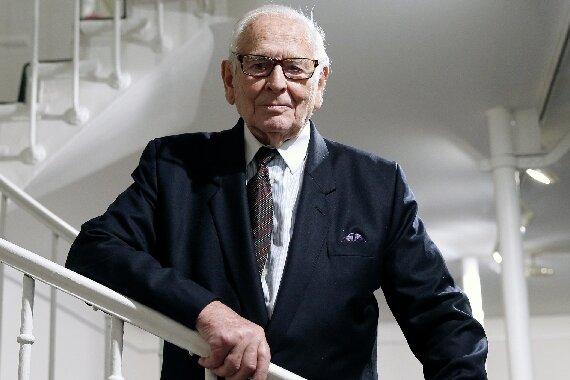 E' scomparso Pierre Cardin, un visionario della moda