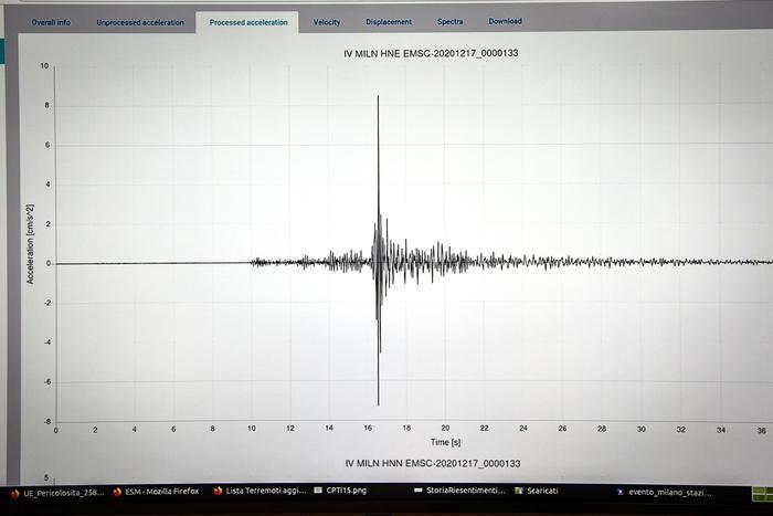 Scossa di magnitudo 2,1 nell'area flegrea