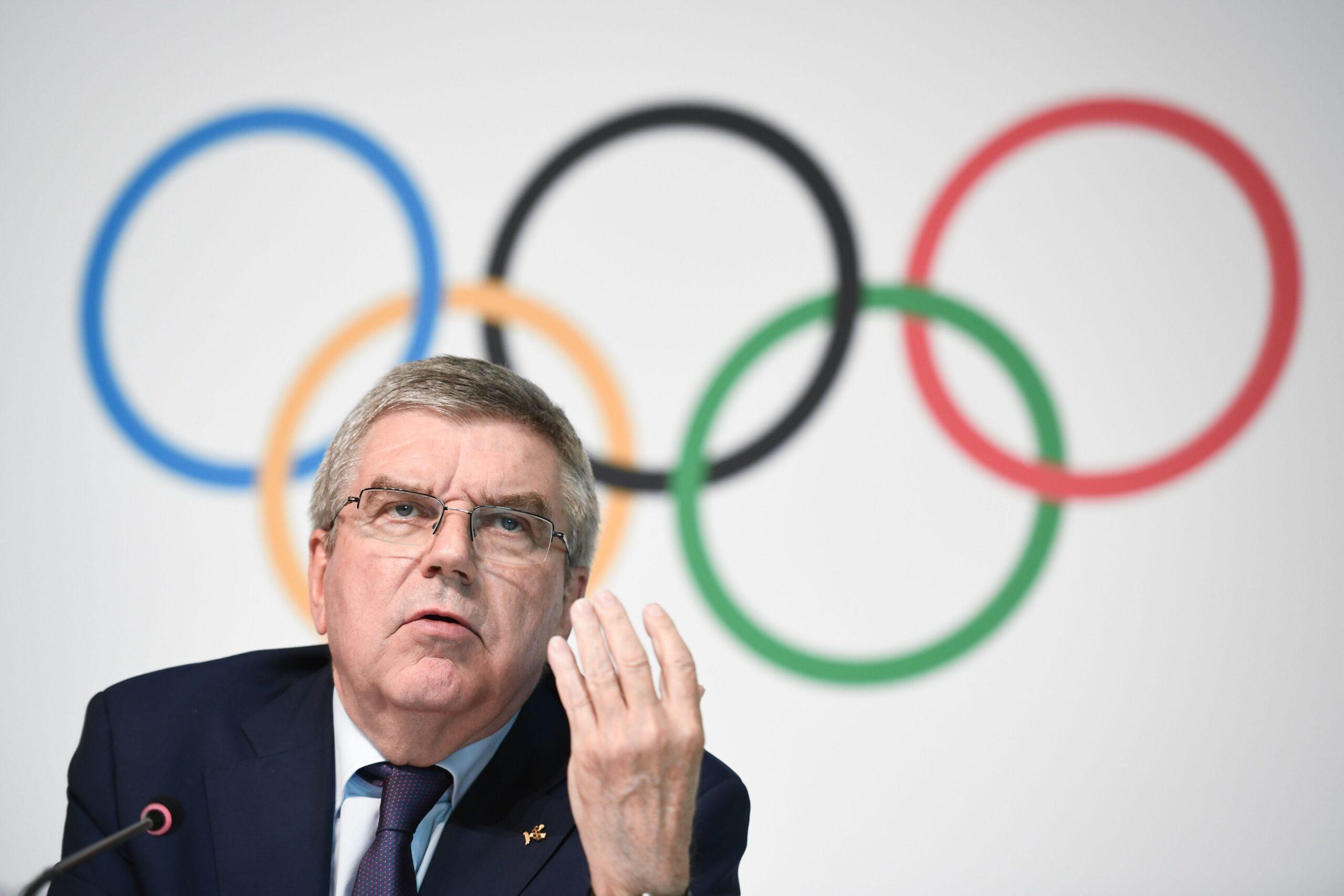 """CIO: """"Italia, Giochi Olimpici di Tokio a rischio"""""""