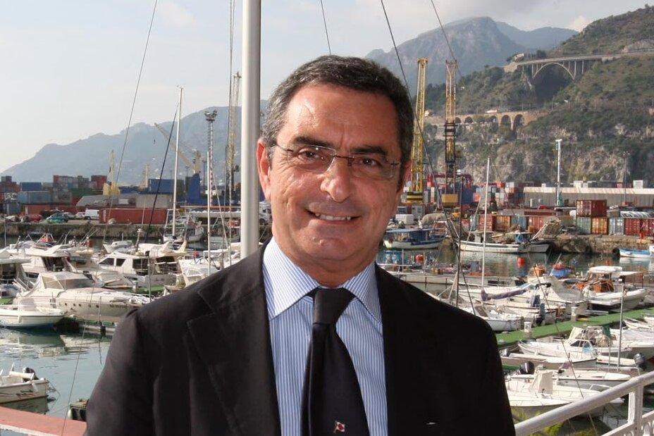 Porti: si è insediato Andrea Annunziata