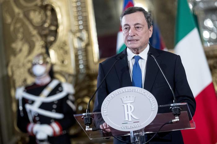 Governo, Draghi incaricato