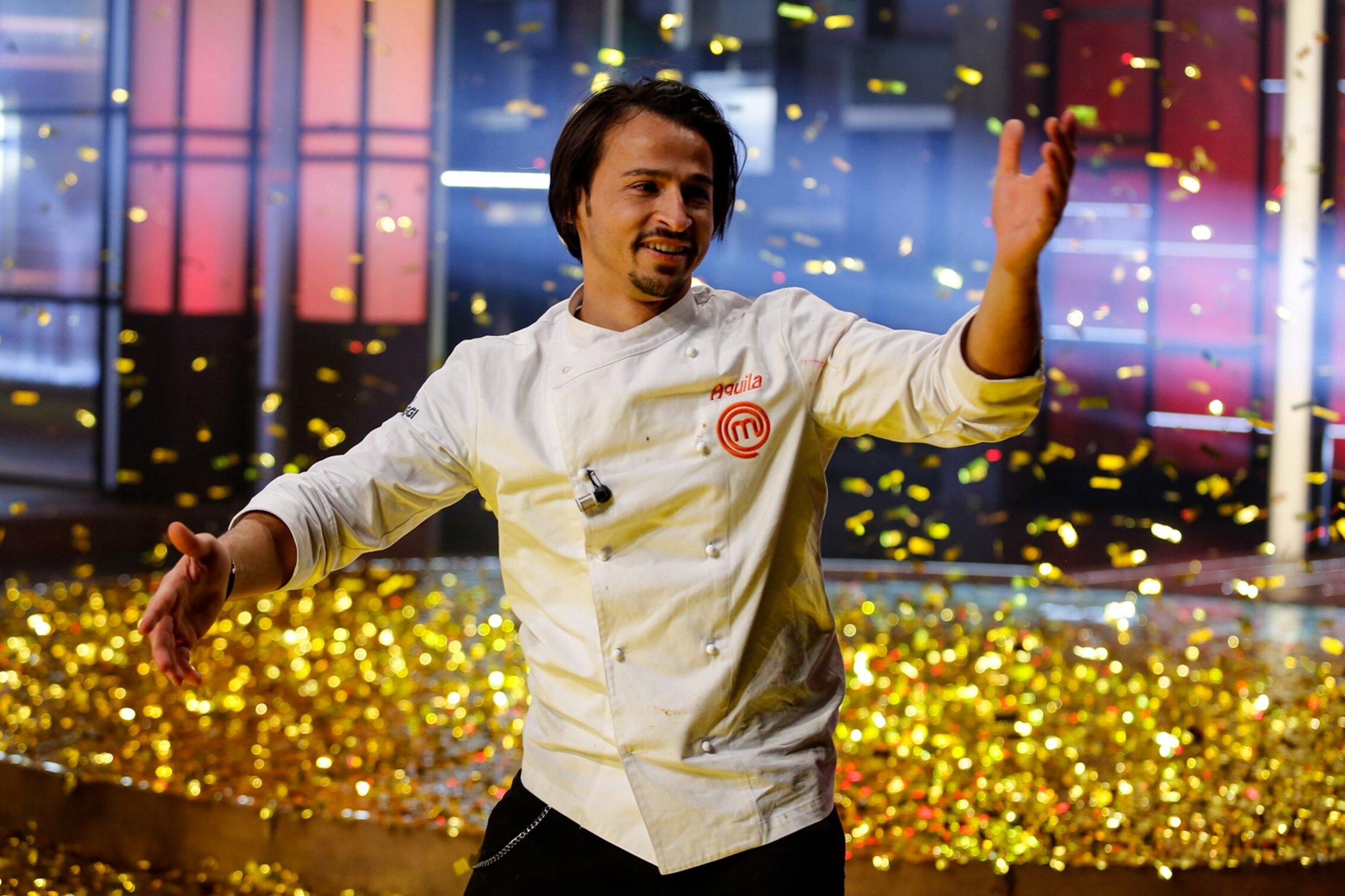 MasterChef 2021: a vincere è Francesco Aquila