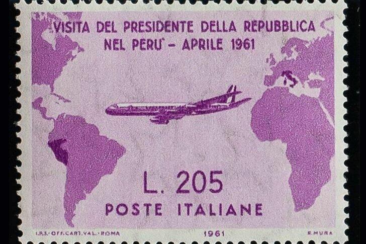 Compie 60 anni il Gronchi Rosa, il francobollo più ricercato dai collezionisti