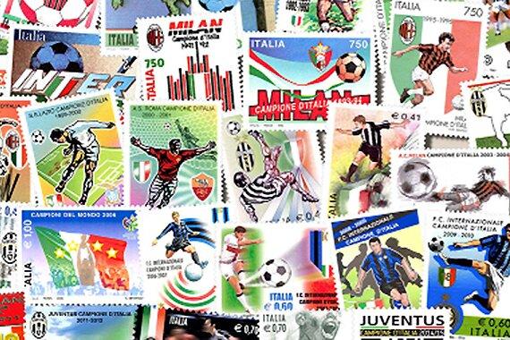 A Napoli Mostra filatelica I Mondiali di calcio nei francobolli