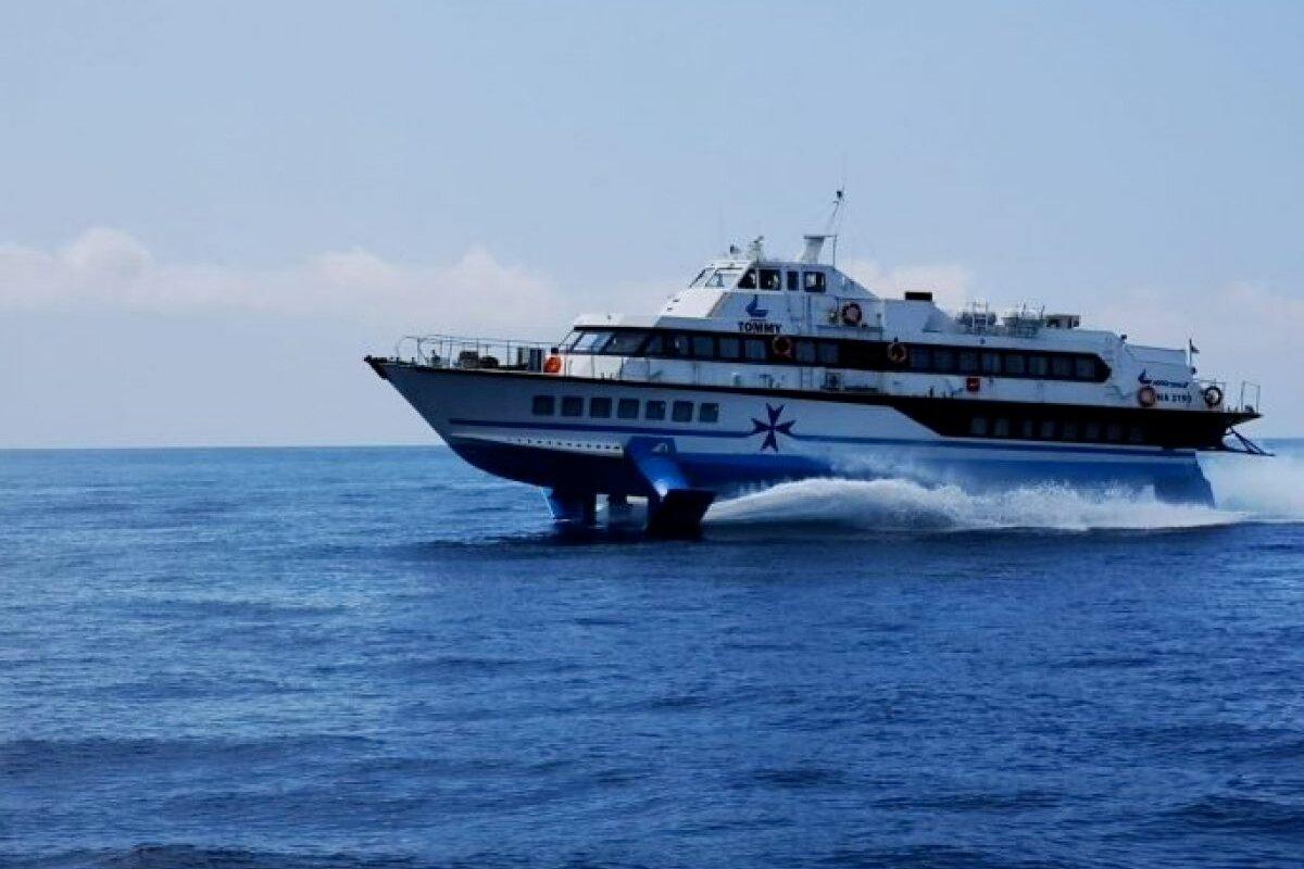 Trasporti, due milioni di euro per le vie del mare