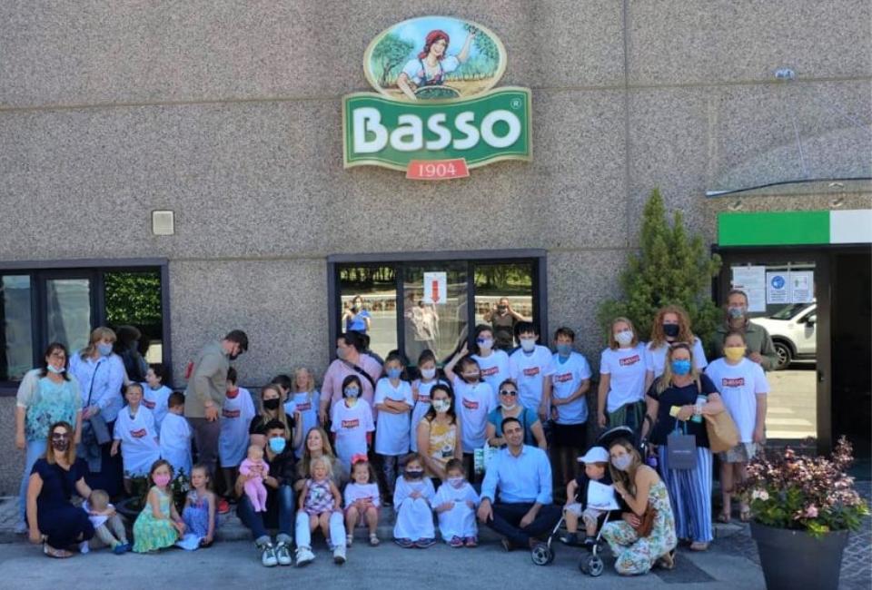 Dalla base Usa a S. Michele di Serino per scoprire la qualità dell'olio extravergine Basso